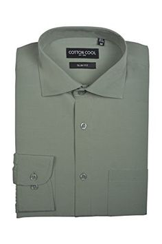 Cotton Cool Men's Slim Fit Solid Non-Iron Long Sleeve Dre... https://www.amazon.com/dp/B01LW3XHDF/ref=cm_sw_r_pi_dp_x_XhKkyb6M6TC6V