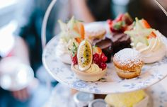 How to have high tea