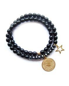 Scorpio Horoscope Bracelet