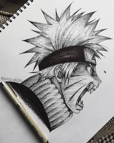 Otaku-Univers is the best place for anime sharing Japanese otaku culture , information, news from all over the world Anime Naruto, Wallpaper Naruto Shippuden, Naruto Shippuden Sasuke, Naruto Kakashi, Naruto Art, Otaku Anime, Manga Anime, Naruto Sketch Drawing, Naruto Drawings