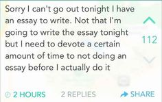 school life and college life essay