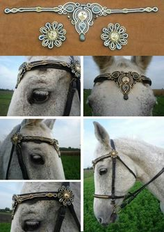 Horse jewelry from Hungary