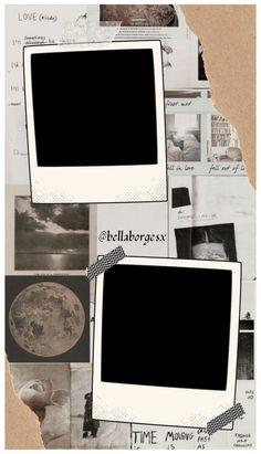 Polaroid Picture Frame, Polaroid Pictures, Polaroids, Picture Templates, Photo Collage Template, Birthday Post Instagram, Polaroid Template, Instagram Frame Template, Creative Instagram Photo Ideas