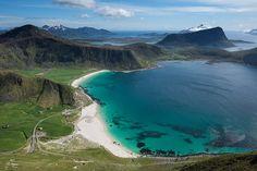 Mannen, Lofoten Islands, Norway