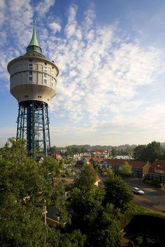 Watertoren, Goes, The Netherlands