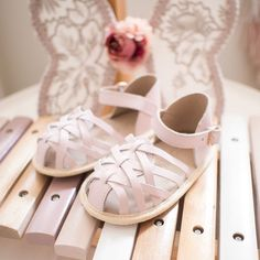 Our Rose Quartz sandals, pre-sale live with restocked in sold out sizes. This is our last restock for the season Baby Accessories, Sadie, Rose Quartz, Baby Shoes, Sandals, Live, Clothes, Fashion, Pink Quartz