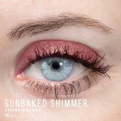 Limited Edition Sunbaked Shimmer ShadowSense is part of the California Dreamin' Collection.  It is described as a pink mauve with a gorgeous shimmer.  Feel like you are on a vacation whenever you apply this beautiful color. #summer #californiadreamin #shadowsense #senegence