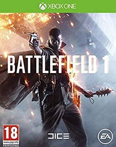 Battlefield 1 - [Xbox One] de Electronic Arts Jeux Xbox One, Xbox 1, Xbox One Games, Fifa, San Andreas, Grand Theft Auto, Black Ops, Video Game Names, Video Games