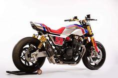 EICMA 2016 - Le concept Honda CB1100 TR, parce que le flat track est tendance en Europe » AcidMoto.ch, le site suisse de l'information moto