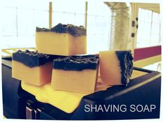 This moisturizing and bubbly soap is a must for any shaving routine.  Palm free and all-natural! OTION.