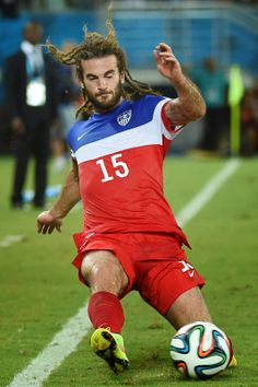 A win against a Ghana side that knocked the United States out of the last two World Cups will mean nothing if the Americans falter in . World Cup 2014, Fifa World Cup, Kyle Beckerman, Usa National Team, Really Hot Guys, Second World, Ghana, Soccer, Sport