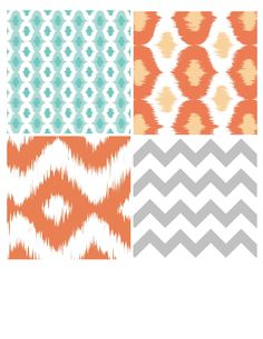 i'd love any of these fabrics for my future corner pallet couch