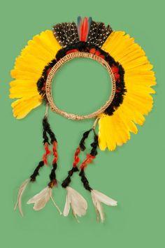 Cocar indígena