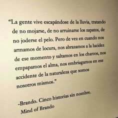 Mind of Brando Quotes And Notes, Book Quotes, Sad Quotes, Quotes To Live By, Life Quotes, Qoutes, More Than Words, Some Words, New Words