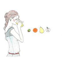 【イラストレーター】maegamimami(マエガミマミ)さんの画像&イラストまとめ -page2 | まとめまとめ
