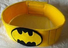 Awesome kid superhero belt