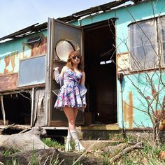 See how you like it in your dirty little trailer (Cari Ann Wayman-abandoned) by will_hiland