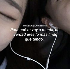 Bff Quotes, Love Quotes, Frases Bts, I Love You, My Love, Love Phrases, Spanish Quotes, Love Messages, Love Letters