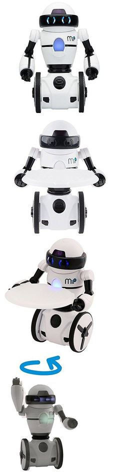 1970-Now 19198: Wowwee - Mip The Toy Robot - White New -> BUY IT NOW ONLY: $56.1 on eBay!