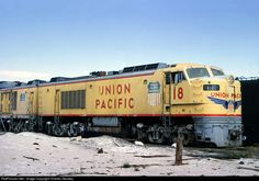 RailPictures.Net Photo: UP 18 Union Pacific 8500 GTE at Cheyenne, Wyoming by Charles Stookey
