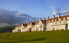 Turnberry Resort, a Luxury Collection Hotel  Turnberry, Scotland    150 rooms (40 recently updated) in a massive estate on a rocky coastal bluff; 2 championship golf courses and a 19th-century lighthouse overlook the bucolic scene. Doubles from $220–$399.    Room to Book: One of the 4 suites named after the legendary golf course's Open Championship winners: Watson, Norman, Price, and Cink. Each has unique design touches, and all face the craggy Alisa Craig island.