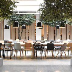 Hotel in Oslo, Noruega. Projeto do escritório London studio Haptic . #interiores #arquiteturaein0teriores #arte #artes #arts #art #artlover #design #interiordesign #architecturelover #instagood #instacool #instadaily #furnituredesign #design #projetocompartilhar #davidguerra #arquiteturadavidguerra #shareproject #dinigroom #diningroomdesign #oslohotel #londonstudiohaptic
