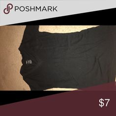 Basic t-shirt Basic black t-shirt Tops Tees - Short Sleeve