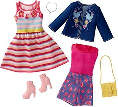 Barbie Fashions Curvy Glam Pack