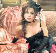 Helena Bonham Carter: The Human Clay. She can literally mould herself into the characters she plays. She is the Queen, Bellatrix Lestrange, Marla Singer....