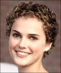 Short Curly Hairstyles For Round Faces Entrancing Veryshortcurlyhairstylesforroundfaces736X1024 736×1024