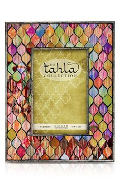 Free shipping and returns on Argento SC 'Tahla' Mosaic Stained Glass Picture Frame (4 x 6) at Nordstrom.com. A luminous mosaic of vibrant stained-glass tiles makes a breathtaking display for your favorite photos.