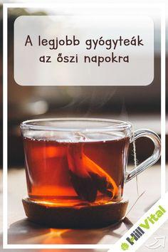 Csipkebogyó tea: A csipkebogyó teája egy kimondottan közkedvelt őszi tea. Ez nem csak azért van, mert immunerősítő hatással rendelkezik, hanem azért is, mert ilyenkor van a szedési ideje. A régi öregek úgy tartották, hogy akkor érdemes leszedni, amikor az őszi hideg egy kicsit megcsípte. A csipkebogyóban megtalálható több vitamin is, azonban kiemelkedik közülük a C-vitamin. A C-vitamin tartalmának köszönhetően akár 3-4 evőkanál szárított csipkebogyó képes fedezni a napi C-vitamin-szükséglet 100% Mugs, Tableware, Dinnerware, Tumblers, Tablewares, Mug, Dishes, Place Settings, Cups