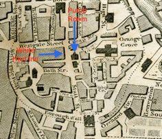 STALL STREET MAP