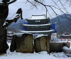 김제 금산사 South Korea, Korea