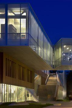 Gallery Of The Bertram And Judith Kohl Building / Westlake Reed Leskosky    10