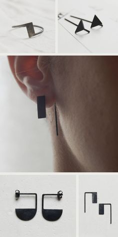From IAMTHELAB.com Minimalist Handmade Jewelry by AgJc + Etsy Favorites