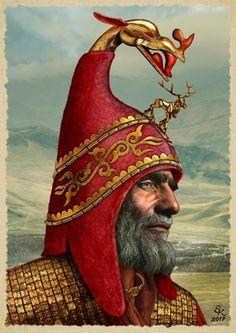 Евгений Край и его скифы - maximus101