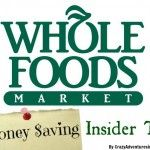 How to Grocery Shop at Whole Foods Market on a Budget-I need to read this and give it a try.