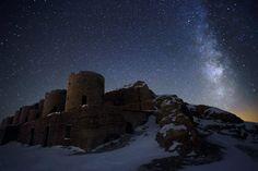Mont Chaberton Fortress by Roberto Bertero