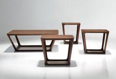 Marc Thorpe - Area: Occasional tables for Bernhardt Design. Love