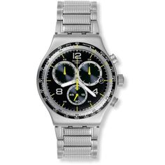 Swatch Men's YVS411G Sprinkled Water Watch