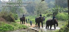 Thomson Family Adventures | All inclusive vacations to the Galapagos, Costa Rica, Tanzania and beyond