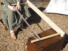 Hallstatt Tablet Weaving
