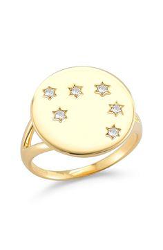 Elizabeth and James 'Vega' Ring