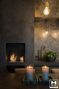 Are you looking to brighten up a dull room and searching for interior design tips? Home Fireplace, Fireplace Remodel, Fireplace Design, Interior Design Living Room, Living Room Designs, Interior Decorating, Home Living Room, Living Room Decor, Metal Wall Decor