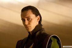 Thomas Hiddleston as Loki
