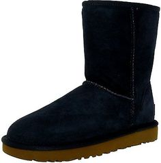Ugg Women's Classic Short II Ankle-High Suede Boot