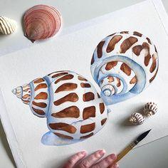 🎨 Watercolorist: @louisedemasi #waterblog #акварель #aquarelle #painting #drawing #art #artist #artwork #painting #illustration #watercolor #aquarela