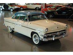 1954 Ford Crestline Crown Victoria