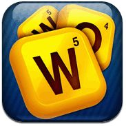 Words With Friends is one of the 9 Best Free Android Games. It's one of my favorites and is always good. :-) Check out the other free apps on my site. Best Free Apps, Friend Logo, Words With Friends, Real Friends, Word Building, Building Games, Sr1, Word Games, Fun Games